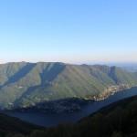 La Via dei Monti Lariani fino al Rifugio Murelli | Lago di Como
