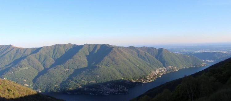 La Via dei Monti Lariani fino al Rifugio Murelli 2