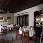 La cucina del Lago di Como in tavola al Ristorante La Veranda