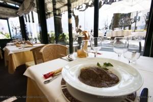ristorante LA VERANDA MOLTRASIO