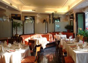 ristorante LA VERANDA LAKE COMO