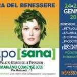 EXPO SANA – La Fiera del Benessere nel Comasco