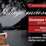 Il Lago maestro – Uno spettacolo dello scrittore comasco Giuseppe Guin