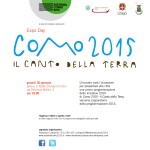 Como si prepara all'EXPO 2015 – Lake Como