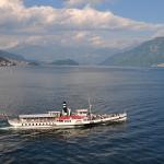 Boat tour to discover Lake Como