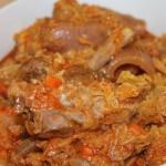 """Cazoeula. Un piatto tipico comasco """"in tavola"""" al Ristorante La Veranda – Lake Como"""