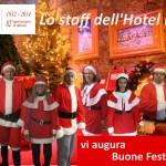 Buon Natale dalla Famiglia Taroni – Vanini di Hotel Posta Moltrasio – Lake Como