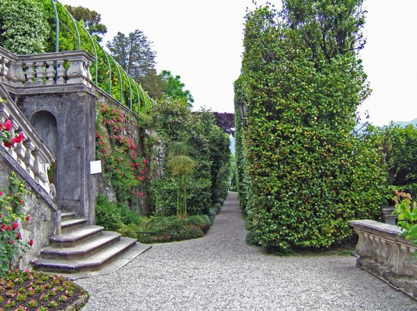 Villa Carlotta Le terrazze - lago di Como