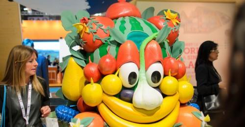 Foody, la mascotte realizzata per Expo 2015