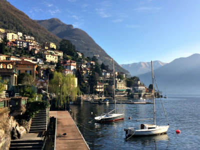 Weekend Lago di Como, Panorama Moltrasio
