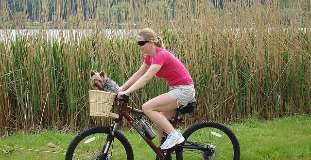 giro del lago di Como in bicicletta