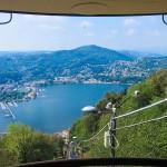Escursione per famiglie sul lago di Como: da Brunate a Torno per la strada Regia