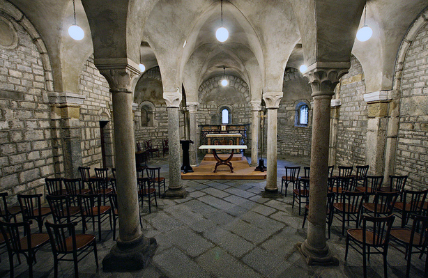 San carpoforo Church Como