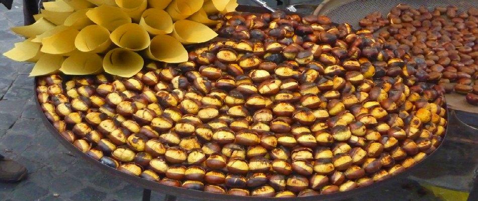 Raccogliere castagne sul lago di como for Raccogliere castagne