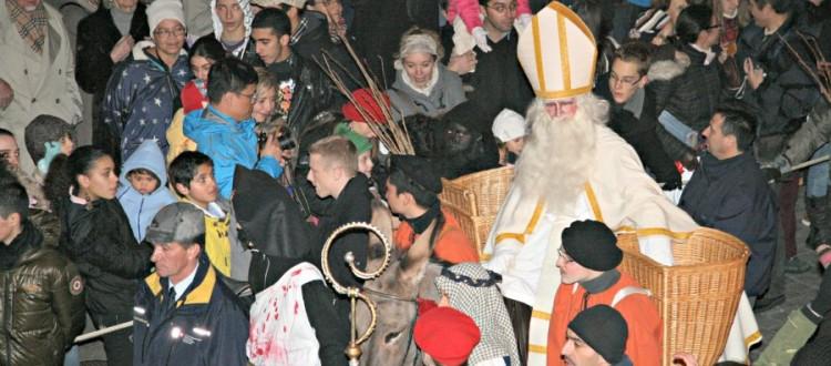 St. Nicholas day Freiburg