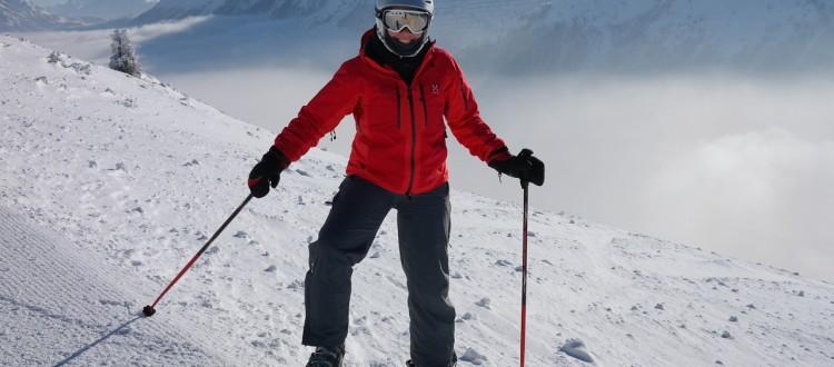 sport sulla neve Lago di Como