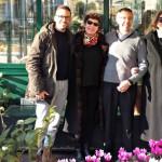 Ospiti VIP all'Hotel Posta di Moltrasio