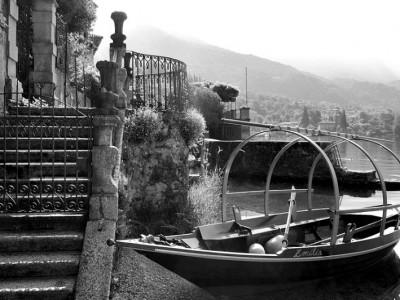 Lucia Boat Lake Como