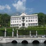 Villa Carlotta da Tremezzo alla conquista del mondo