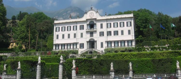 Villa Carlotta Tremezzo lake Como