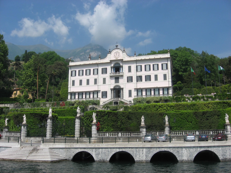 Villa Carlotta da Tremezzo alla conquistano del mondo