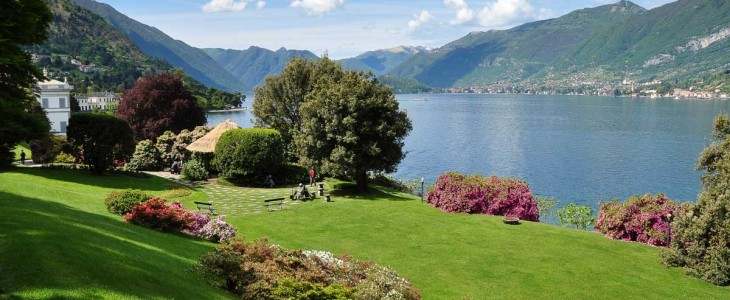 week end primavera sul lago di Como