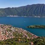 Isola Comacina: al 5° posto tra le isole lacustri più belle d'Italia