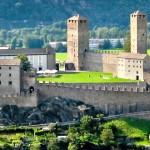 La Svizzera ad un passo da Moltrasio: Gita di un giorno a Bellinzona
