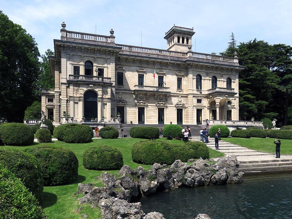 Villa Erba Cernobbio