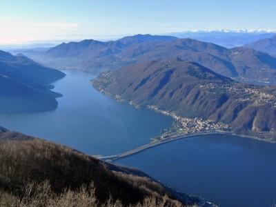 Gita al Monte Sighignola