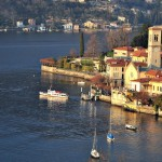 Torno and Moltrasio: History of peace between two villages on lake Como