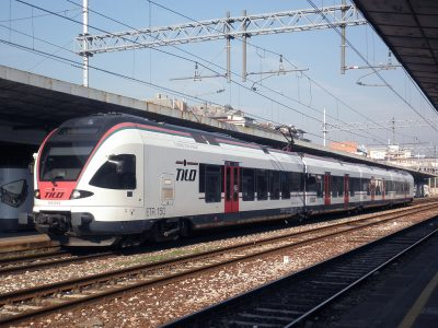 Tilo S40: direct train Como-Malpensa