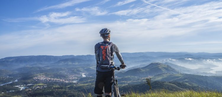 In E-Mountain Bike sul Lago di Como