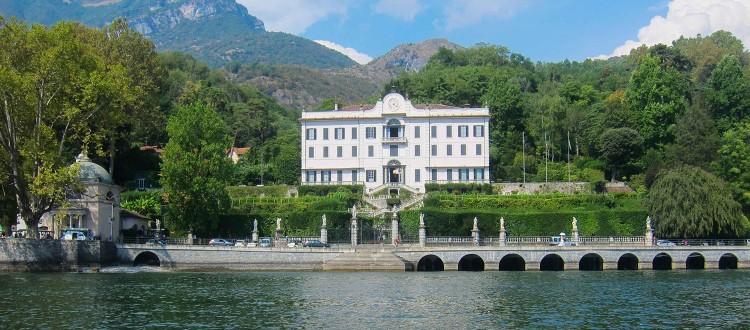 Villa CArlotta lago di Como