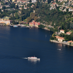 Lake Como is a nature's lovers oasis