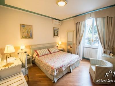 Camere all'Hotel Posta Moltrasio Lago di Como