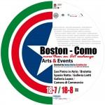 Boston-Como. Traveling group show