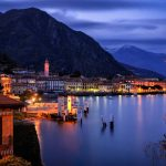 What to do in the evening on Lake Como