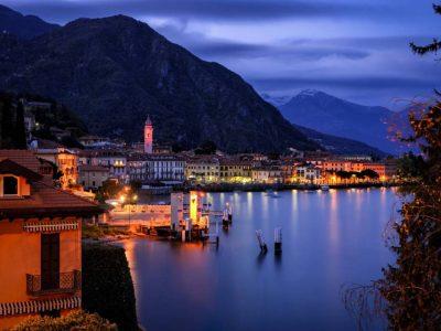 cosa fare di sera sul Lago di Como