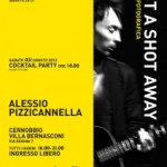 "Visita Cernobbio e la mostra ""Just a shot away"""