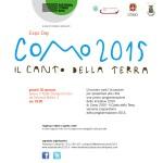 Como si prepara all'EXPO 2015 – Lake Como