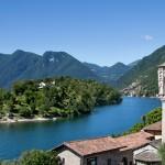 The Lugano city presents Lugano BUSKERS FESTIVAL _ Lake Lugano