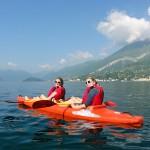 Kayak Excursions on Lake Como