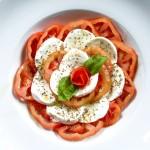 Lunch on the terrace at the Restaurant La Veranda at Lake Como