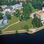 Villa Erba, the best exhibition center on Lake Como.