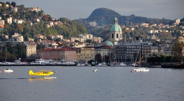 six reason Lake Como