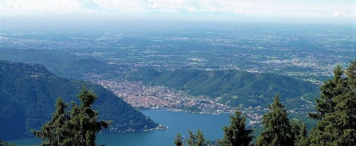 come arrivare al Monte Bisbino