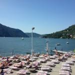 Evviva l'estate! Aprono i lidi sul lago di Como