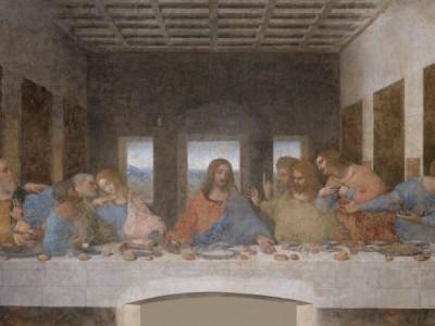 Last Supper-Leonardo-da-Vinci