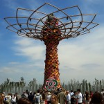 Hotel Posta Moltrasio was visiting Expo 2015 for you